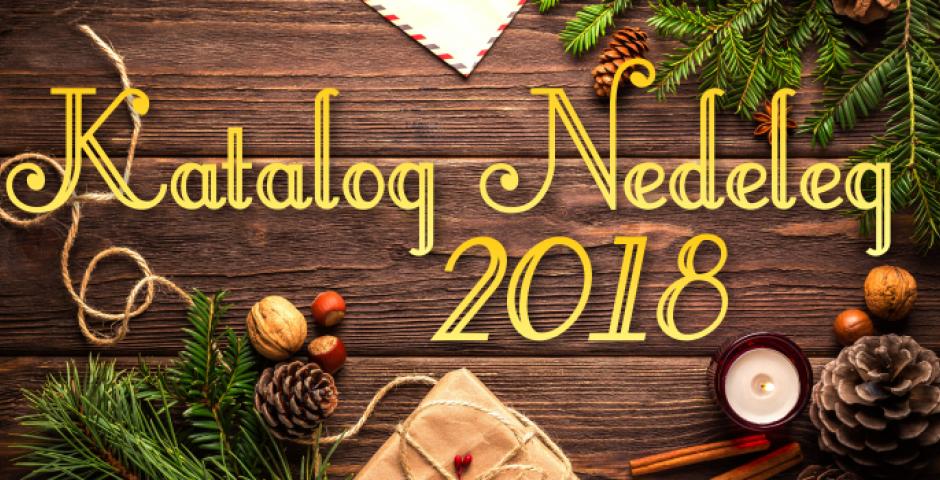 Katalog Nedeleg 2018