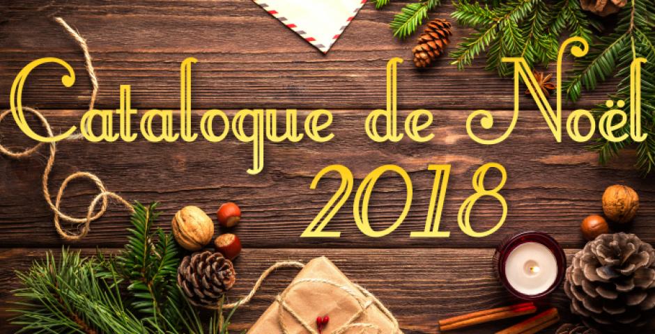 Catalogue de Noël 2018